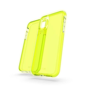 """GEAR4 Crystal Palace Neon mobile phone case 15.5 cm (6.1"""") Cover Yellow"""