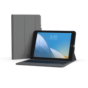 ZAGG Keyboard-Rugged Messenger-Apple-iPad 10.2-KB-Charcoal-Swiss
