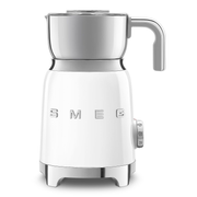 Smeg MFF01WHEU milk frother Automatic milk frother White