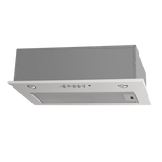 Akpo WK-7 MICRA cooker hood Ceiling built-in Grey, White 220 m³/h