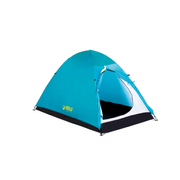 Bestway 68089 camping tent 2 person(s) Black, Blue, White Tunnel tent