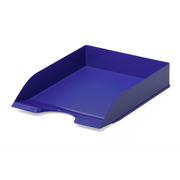 Durable 1701672040 desk tray/organizer Plastic Blue