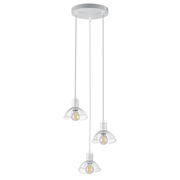 Activejet AJE-HOLLY 7 WHITE ceiling lamp