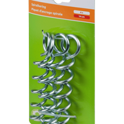 Windhager 07258 tent accessory Tent anchor Metal Satin steel 4 pc(s)
