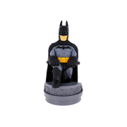 Exquisite Gaming Cable Guys Batman Passive holder Gaming controller Black, Grey, Yellow