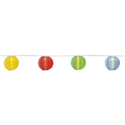 Star Trading 476-37-CH decoration lighting Light decoration chain Multicolour 10 lamp(s) LED 2.1 W