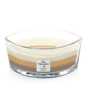 WoodWick 76904 wax candle Other Caramel, Vanilla Beige, Brown, White 1 pc(s)