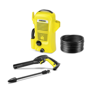 Kärcher K 2 Universal Edition pressure washer Compact Electric 360 l/h Black, Yellow