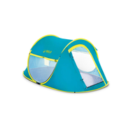 Bestway 68086 backpacking tent Pop-up tent 2 person(s) Blue, White, Yellow