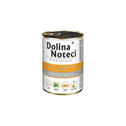 Dolina Noteci 5902921300731 dogs moist food Duck Adult 400 g