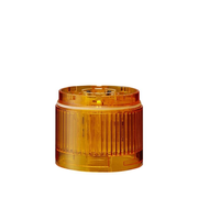 PATLITE LR6-E-Y alarm lighting Fixed Amber LED