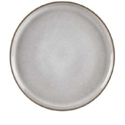 Villa Collection 341770 dining plate Dinner plate Round Clay White 6 pc(s)