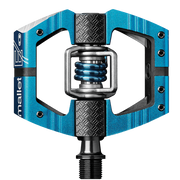 Crankbrothers Mallet E bicycle pedal Black, Blue 2 pc(s)
