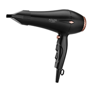 Adler AD 2244 hair dryer 2000 W Black, Bronze