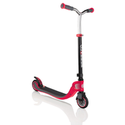 Globber Flow Foldable 125 Youth Classic scooter Black, Red