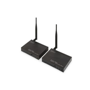 Digitus DS-55314 AV extender AV transmitter & receiver Black