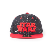 DIFUZED Star Wars - Red Space Snapback