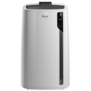 DeLonghi PAC EL92 portable air conditioner 62 dB Stainless steel