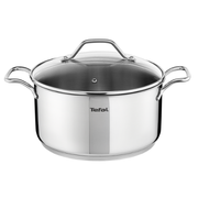 Tefal INTUITION saucepan Round Stainless steel