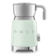 Smeg MFF01PGEU milk frother Automatic milk frother Green