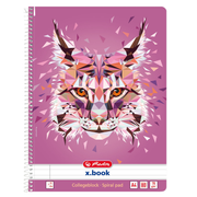 Herlitz Wild Animals Lynx