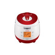 Cuckoo CRP-M1059F rice cooker 1.8 L 1150 W Red, White