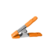 Tether Tools RSPC1F-SLV clamp Spring clamp 2.5 cm Orange, Silver