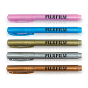 Fujifilm 101643 pen set Blue, Copper, Gold, Pink, Silver 5 pc(s)