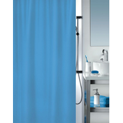 Spirella Primo shower curtain Ring Polyester Blue