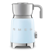Smeg MFF01PBEU milk frother Automatic milk frother Blue