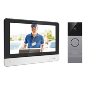 Byron DIC-23312 Wired video doorphone