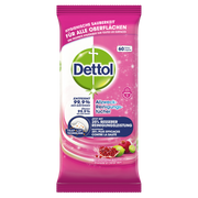 Dettol 3077936 disinfecting wipes 60 pc(s)