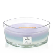 WoodWick 76965 wax candle Other Eucalyptus, Lavender Blue, Purple, White 1 pc(s)