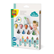 SES Creative Tiny Talents Bademalstifte 8er-Pack