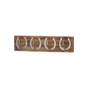 Hill Interiors 19114 clothing hanger Brown, Silver