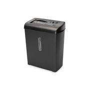 Digitus DA-81607 paper shredder Cross shredding 74 dB 22 cm Black