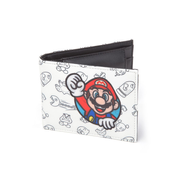 DIFUZED Super Mario wallet Unisex White