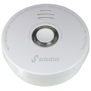 Stabo 51116 smoke detector Photoelectrical reflection detector Interconnectable