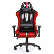Warrior Chairs Sword RED office/computer chair Upholstered padded seat Padded backrest