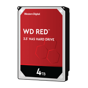 "Western Digital Red 3.5"" 4000 GB Serial ATA III"