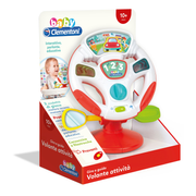 Clementoni Turn and Drive Driving Activities baby hanging toy