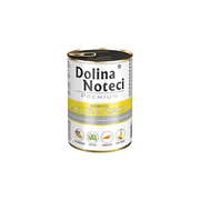 Dolina Noteci 5902921301318 dogs moist food Beef, Chicken, Pork Adult 400 g