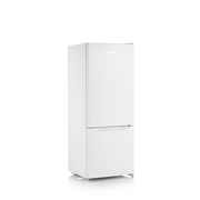 Severin KGK 8970 fridge-freezer Freestanding 205 L E White