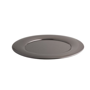 Sambonet Sphera Serving plate Round Stainless steel Black 1 pc(s)
