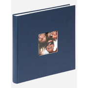Walther Design Fun photo album Blue 40 sheets M