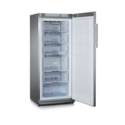 Severin KS 9798 freezer Freestanding Upright 201 L E Stainless steel