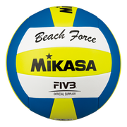 MIKASA VXS-BMD-YB Indoor Blue, White, Yellow