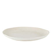 Villa Collection 341269 dining plate Dinner plate Round Stoneware White 1 pc(s)