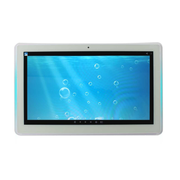 """ALLNET 174716 33.8 cm (13.3"""") 1920 x 1080 pixels Touchscreen Rockchip 2 GB 16 GB Flash Android 8.1 Wi-Fi 4 (802.11n) All-in-One PC White"""