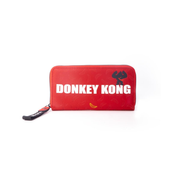 Nintendo Donkey Kong wallet Female Red